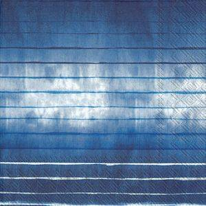 Bilde av Servietter lunsj Wave Blue