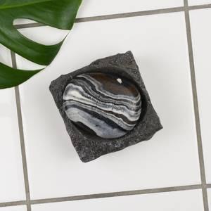 Bilde av Såpeskål stein grå